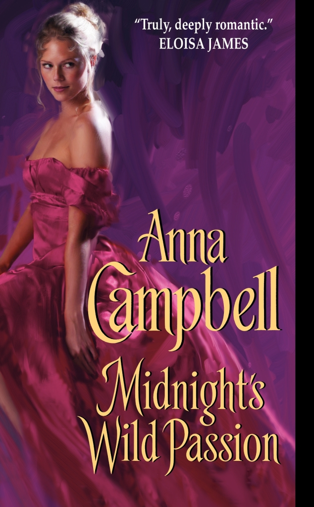 Guest Author:  Anna Campbell