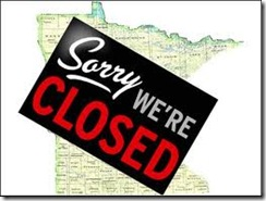 minnesota closed