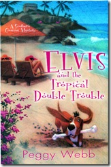 Elvis and the Tropical Double Trouble, cover